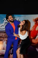 Vaani Kapoor, Ranveer Singh at Befikre promotions in Mumbai on 15th Nov 2016 (70)_582c0eef127c1.JPG