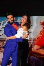 Vaani Kapoor, Ranveer Singh at Befikre promotions in Mumbai on 15th Nov 2016 (74)_582c0ef036056.JPG
