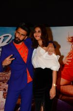 Vaani Kapoor, Ranveer Singh at Befikre promotions in Mumbai on 15th Nov 2016 (75)_582c0e986a107.JPG
