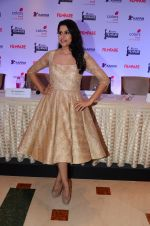 Sai Tamhankar at Marathi Filmfare press meet on 16th Nov 2016 (18)_582d5dffb59dd.JPG