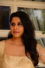 Sai Tamhankar at Marathi Filmfare press meet on 16th Nov 2016 (56)_582d5e2703c24.JPG