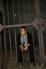 Vidya Balan promotes Kahaani 2  in a jail set on 16th Nov 2016 (20)_582d5f31624a9.JPG