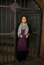 Vidya Balan promotes Kahaani 2  in a jail set on 16th Nov 2016 (22)_582d5f3285211.JPG