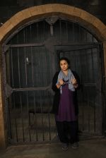 Vidya Balan promotes Kahaani 2  in a jail set on 16th Nov 2016 (23)_582d5f331cd45.JPG