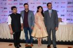 Vivek Oberoi, Sai Tamhankar at Marathi Filmfare press meet on 16th Nov 2016 (6)_582d5e0d99cf3.JPG