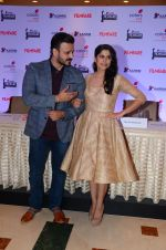 Vivek Oberoi, Sai Tamhankar at Marathi Filmfare press meet on 16th Nov 2016 (10)_582d5e0ebdeeb.JPG
