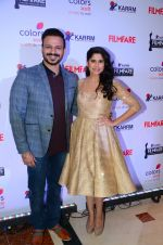 Vivek Oberoi, Sai Tamhankar at Marathi Filmfare press meet on 16th Nov 2016 (21)_582d5e1027b2e.JPG