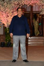 David Dhawan at Wedding reception of stylist Shaina Nath daughter of Rakesh Nath on 17th Nov 2016 (64)_582eac0f662b2.JPG