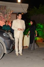 Jeetendra at Wedding reception of stylist Shaina Nath daughter of Rakesh Nath on 17th Nov 2016 (118)_582eac37a76bc.JPG