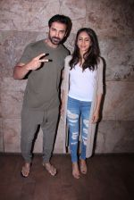 John Abraham with wife Priya Runchal at Force 2 screening in Lightbox on 17th Nov 2016 (41)_582ea7449da29.JPG