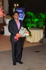 Johnny Lever at Wedding reception of stylist Shaina Nath daughter of Rakesh Nath on 17th Nov 2016 (4)_582eac45341ee.JPG