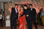 Madhuri Dixit at Wedding reception of stylist Shaina Nath daughter of Rakesh Nath on 17th Nov 2016 (105)_582eaca80c279.JPG