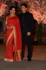 Madhuri Dixit, Sriram Nene at Wedding reception of stylist Shaina Nath daughter of Rakesh Nath on 17th Nov 2016 (83)_582eac7c7c105.JPG