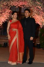Madhuri Dixit, Sriram Nene at Wedding reception of stylist Shaina Nath daughter of Rakesh Nath on 17th Nov 2016 (80)_582eacaf8cd05.JPG
