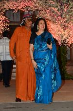 Ranjeet at Wedding reception of stylist Shaina Nath daughter of Rakesh Nath on 17th Nov 2016 (117)_582ead01e51bd.JPG