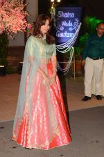 Shaheen Abbas at Wedding reception of stylist Shaina Nath daughter of Rakesh Nath on 17th Nov 2016 (16)_582ead1a32f89.JPG