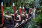 Sidharth dons Traditional Maori Cloak in Rotorua, New Zealand_582eae7624e82.jpg