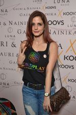 Suzanne Khan at Koovs launch by Gauri and Nainika on 17th Nov 2016 (268)_582eab6b58b18.JPG