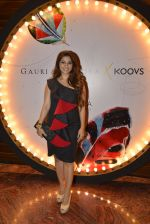 Tanisha Mukherjee at Koovs launch by Gauri and Nainika on 17th Nov 2016 (216)_582eaaf195352.JPG