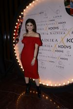 Urvashi Rautela at Koovs launch by Gauri and Nainika on 17th Nov 2016 (12)_582eab3731346.JPG