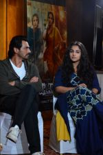 Vidya Balan and Arjun Rampal promote Kahaani 2 on 17th Nov 2016 (39)_582ea999b33b6.JPG