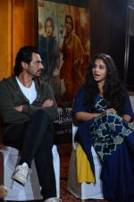 Vidya Balan and Arjun Rampal promote Kahaani 2 on 17th Nov 2016 (38)_582ea77b40f06.JPG