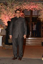 at Wedding reception of stylist Shaina Nath daughter of Rakesh Nath on 17th Nov 2016 (143)_582eabff03117.JPG