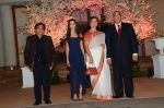 at Wedding reception of stylist Shaina Nath daughter of Rakesh Nath on 17th Nov 2016 (27)_582eabee2420a.JPG