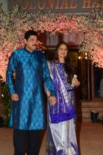 at Wedding reception of stylist Shaina Nath daughter of Rakesh Nath on 17th Nov 2016 (59)_582eabf7bb81f.JPG