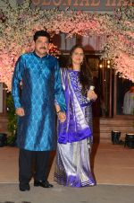 at Wedding reception of stylist Shaina Nath daughter of Rakesh Nath on 17th Nov 2016 (60)_582eabf8a5c46.JPG