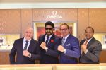 Abhishek Bachchan joins OMEGA in Delhi to celebrate the success of the World�s First Master Chronometer on 18th Nov 2016 (4)_58305f334b499.JPG