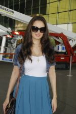 Evelyn Sharma snapped at airport on 18th Nov 2016 (30)_5830661d6b58b.JPG