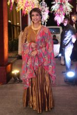 Lakshmi Manchu at anam mirza and akbar rasheed wedding reception on 18th Nov 2016 (37)_583066cf6bef3.JPG