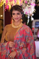 Lakshmi Manchu at anam mirza and akbar rasheed wedding reception on 18th Nov 2016 (49)_583066d85f55b.JPG