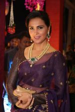 Lara Dutta at anam mirza and akbar rasheed wedding reception on 18th Nov 2016  (12)_583066d7ebc18.JPG