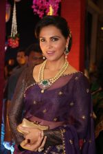 Lara Dutta at anam mirza and akbar rasheed wedding reception on 18th Nov 2016  (13)_583066d8cd064.JPG