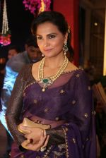 Lara Dutta at anam mirza and akbar rasheed wedding reception on 18th Nov 2016  (16)_583066db19d6b.JPG