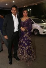 Lara Dutta at anam mirza and akbar rasheed wedding reception on 18th Nov 2016  (31)_583066e80d484.JPG