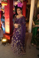 Lara Dutta at anam mirza and akbar rasheed wedding reception on 18th Nov 2016  (10)_583066d68cbad.JPG