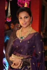 Lara Dutta at anam mirza and akbar rasheed wedding reception on 18th Nov 2016  (11)_583066d73e291.JPG