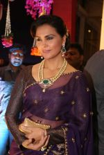 Lara Dutta at anam mirza and akbar rasheed wedding reception on 18th Nov 2016  (20)_583066dd8f2b4.JPG
