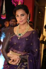 Lara Dutta at anam mirza and akbar rasheed wedding reception on 18th Nov 2016  (21)_583066de373c8.JPG