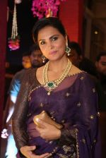 Lara Dutta at anam mirza and akbar rasheed wedding reception on 18th Nov 2016  (22)_583066decfc07.JPG