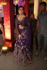 Lara Dutta at anam mirza and akbar rasheed wedding reception on 18th Nov 2016  (26)_583066e2e8728.JPG