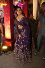 Lara Dutta at anam mirza and akbar rasheed wedding reception on 18th Nov 2016  (27)_583066e398558.JPG