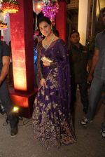 Lara Dutta at anam mirza and akbar rasheed wedding reception on 18th Nov 2016  (28)_583066e44d072.JPG