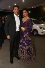 Lara Dutta at anam mirza and akbar rasheed wedding reception on 18th Nov 2016  (33)_583066e9c46a2.JPG