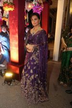 Lara Dutta at anam mirza and akbar rasheed wedding reception on 18th Nov 2016  (9)_583066d5df0cf.JPG