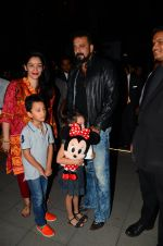 Sanjay Dutt, Manyata Dutt with Kids on 18th Nov 2016 (19)_583067a10a209.JPG