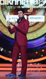 Manish Paul at his comical best on the sets of Jhalak Dikhhla Jaa (1)_5833e51b60848.JPG